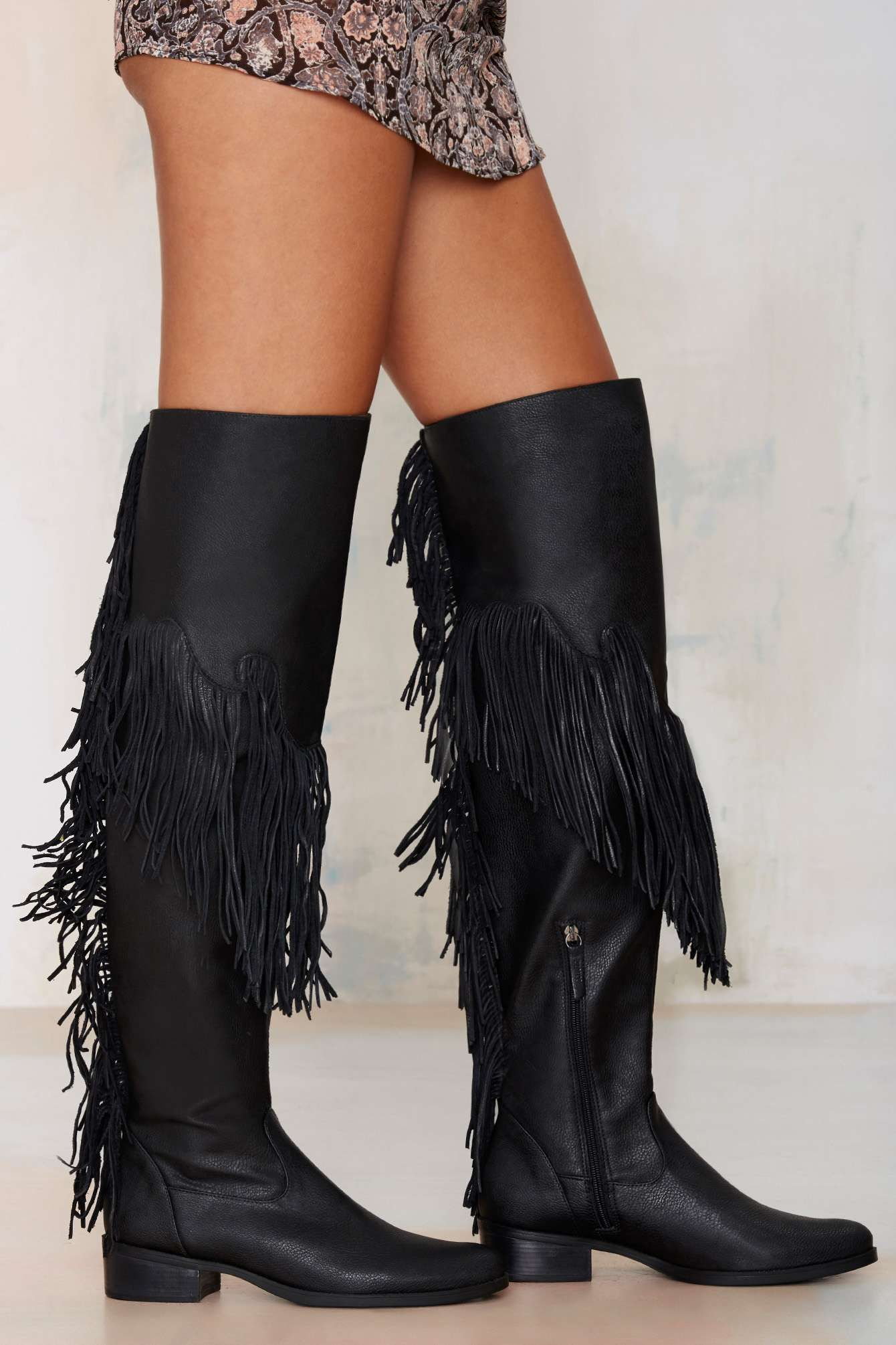 1000  images about Over the Knee Boots on Pinterest | Thigh highs ...