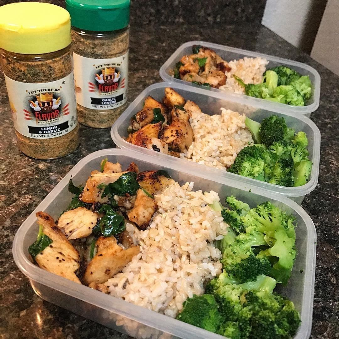 Follow   @flavorgod   for the best meal prep seasonings!!🍱🍱⁠ -⁠   @flavorgod   💪💪⁠   @flavorgod   💪💪...