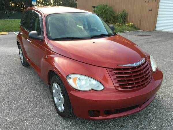 2007 Chrysler Pt Cruiser 144k Original Miles Clean Title Power Windows And Locks Engine And Transmission Are Strong With Images Chrysler Pt Cruiser Chrysler Vehicles
