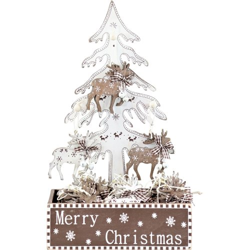 Displaybox Hanging Figurine Ornament The Seasonal Aisle In 2020 Christmas Tree Advent Calendar Luxury Christmas Tree Christmas Signs Wood