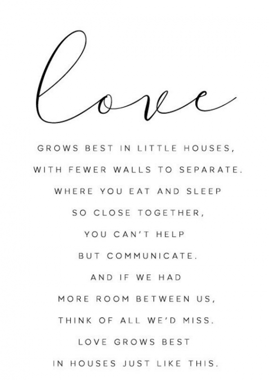 Love Grows Best In Little Houses Family Sign Housewarming Gift Gift For Him Housewarming Print Gethimback Quotes About Motherhood Mom Quotes Family Quotes