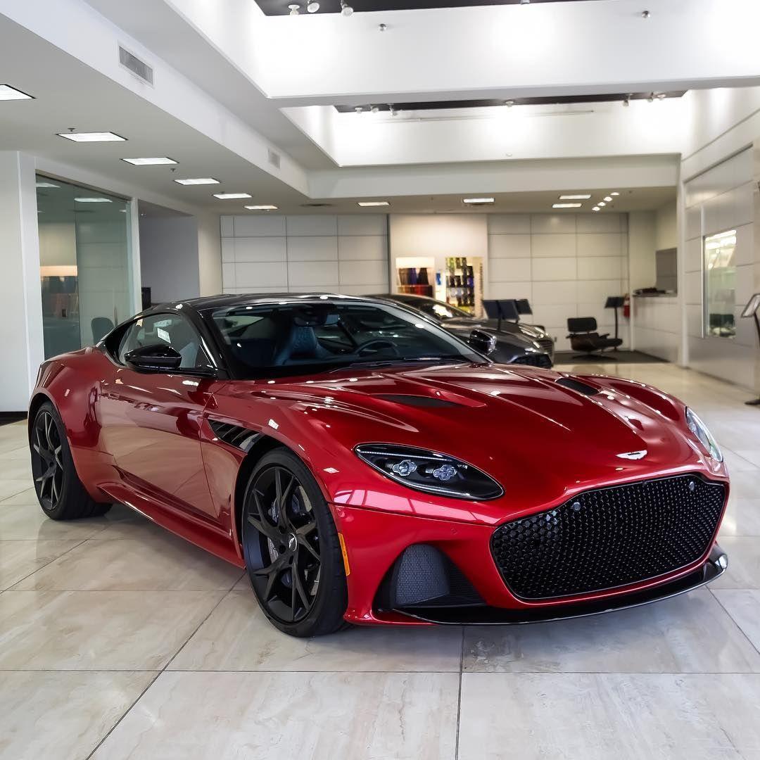 Model: Aston Martin DBS Superleggera #217mph #carsgasm