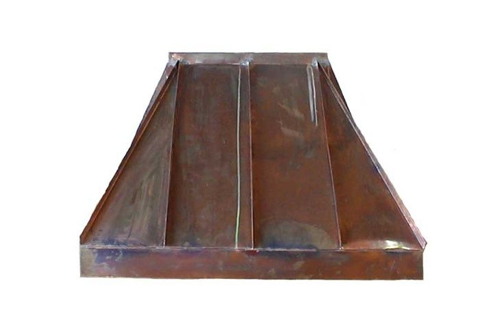 copper awnings | Found on custommade.com
