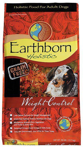 Buy Earthborn Holistic Weight Control Grain Free Dry Dog Food 28