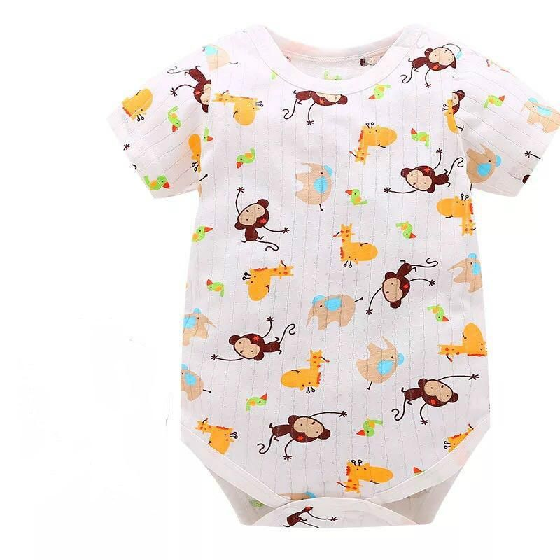 b5442b06e186 Newborn   Baby Boy Girl Cotton Rompers - FREE PRODUCT OFFER
