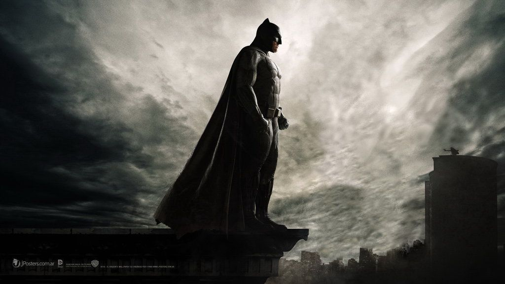 Wallpaper Batman V Superman Batman By Batmanmoumen