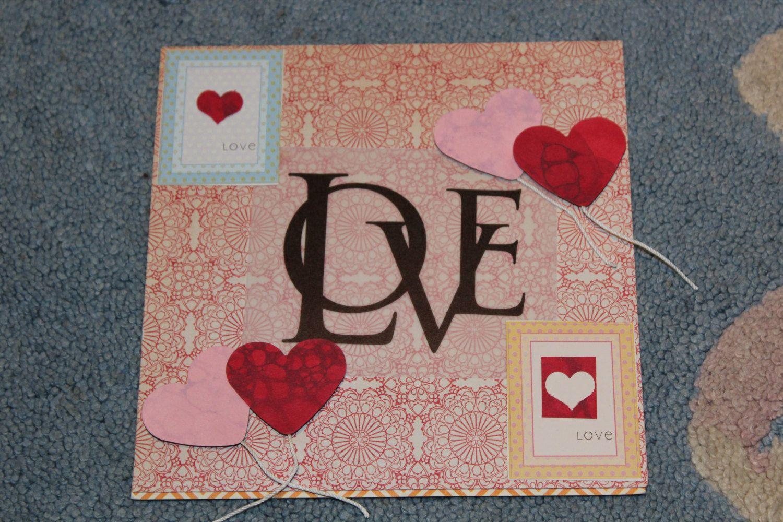 love handmade cardlilyofthevall77 on etsy  cards