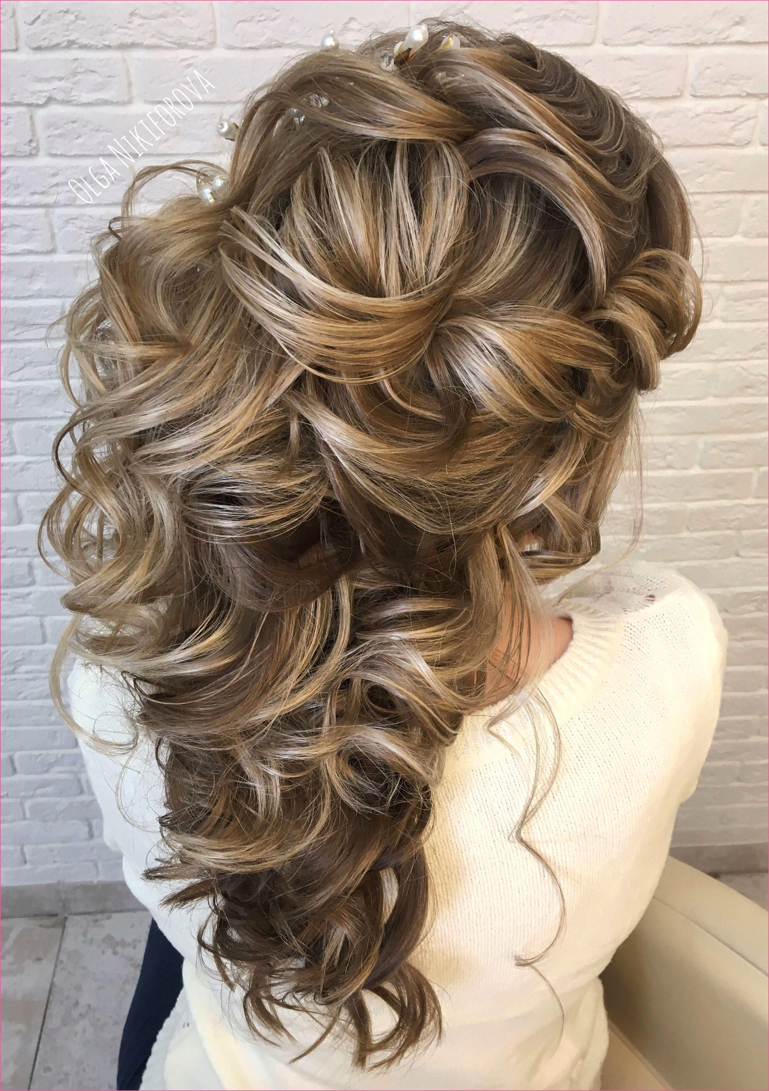 frisur lange haare locken hochgesteckt - frisur
