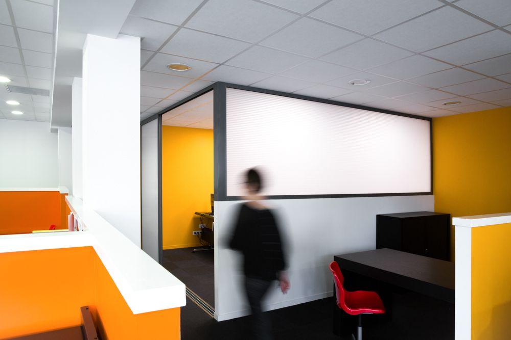 Aménagement Bureaux - MariePresani Architecte Photographe Valérie Servant