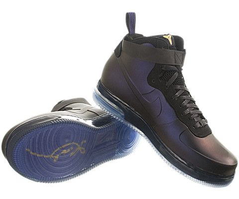 foamposite air force 1 | Critical » Blog Archive » Nike
