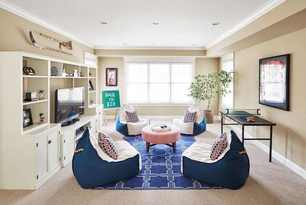 15 Unique Bonus Room Ideas And Designs For Your Home. Cheap Bean Bag ...