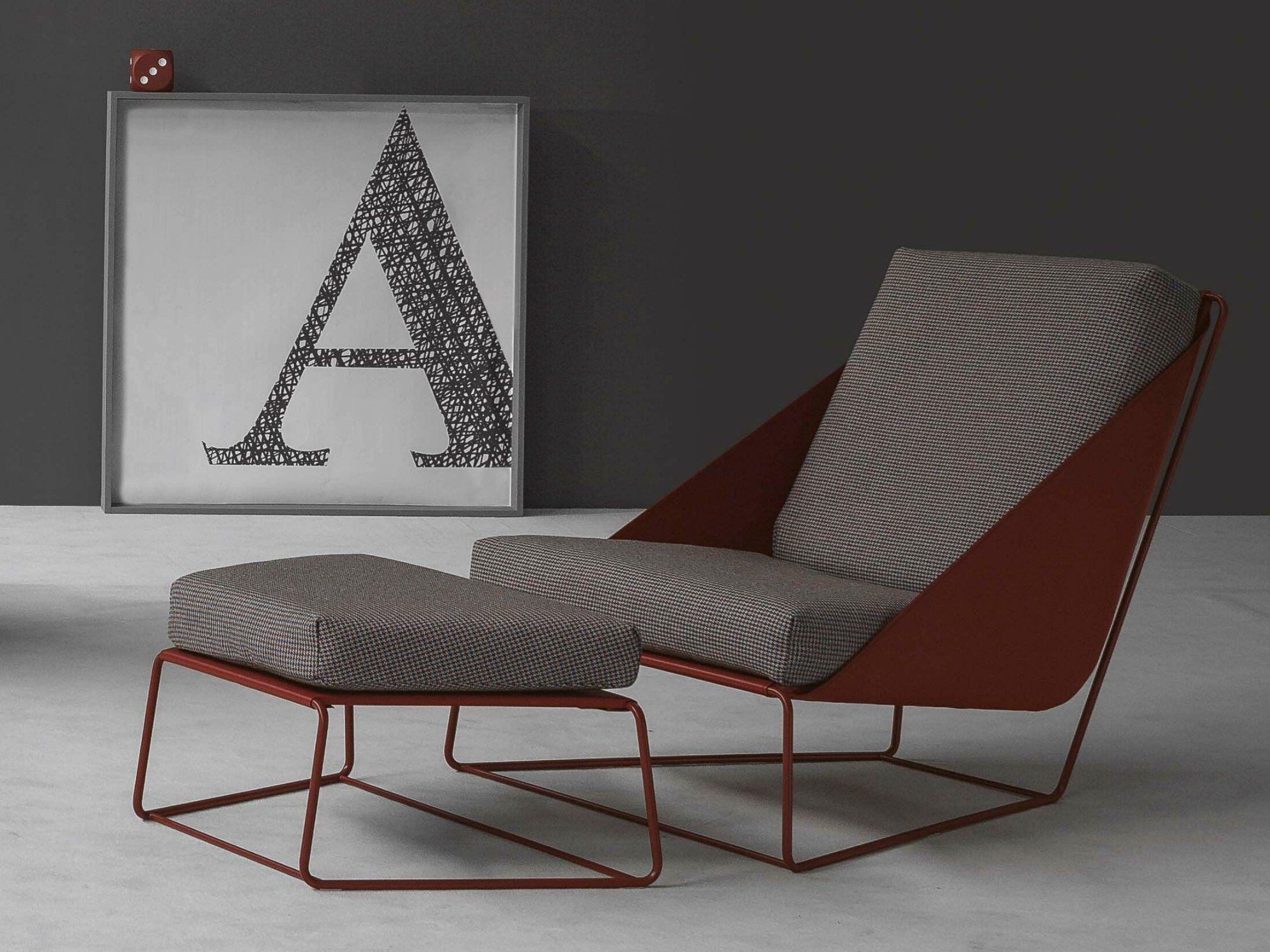 Fauteuil De Repos Alfie By Bonaldo Design Giuseppe Vigano Fauteuil Relax Fauteuil Mobilier Italien