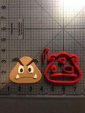 Super Mario - Goomba Cookie Cutter Set