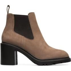 Photo of Camper Whitnee, ankle boots women, gray, size 39 (eu), K400327-005 camper