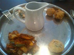 High quality vegetarian fare at Bindi! :-)