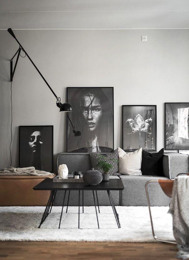 Pin van Lhina Hansson op Interiors | Woonkamerstijlen