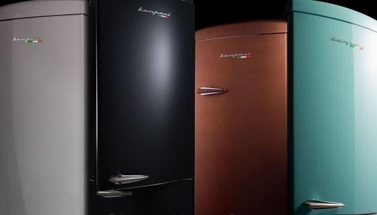 Anche il frigorifero arreda! Sceglilo colorato e dal design made in ...