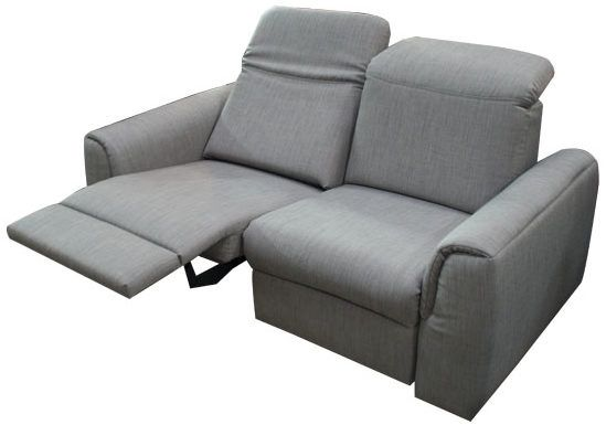 Ein 2 Sitzer Mit Gemutlicher Fernsehsesselfunktion Ist Ein Elektrisch Verstellbares Sofa Jeder Sitz Ist Stufenlos Ve Sofas Fur Kleine Raume Moderne Couch Sofa