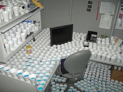 Büro streiche