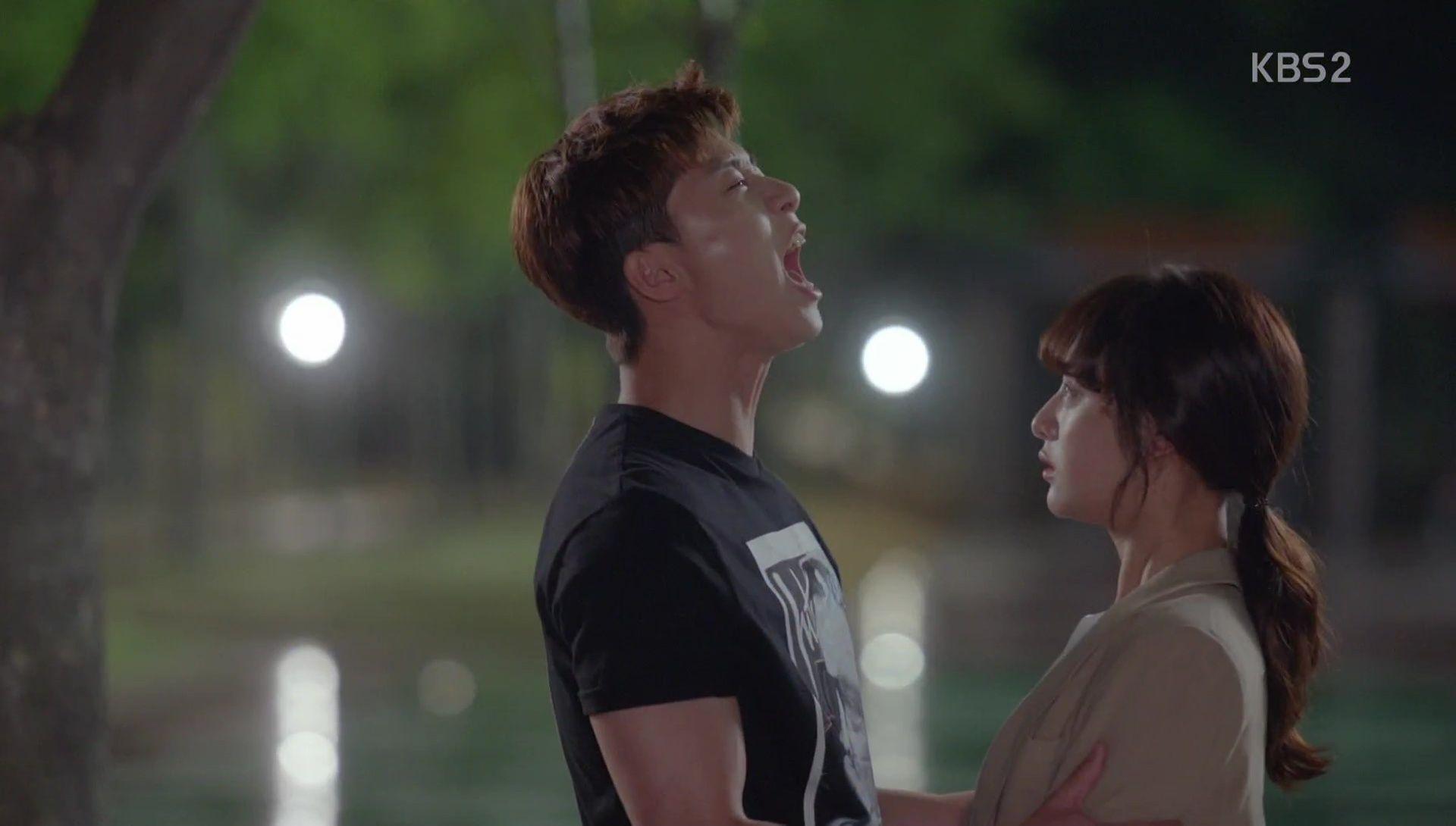 Fight My Way: Episode 12 » Dramabeans Korean drama recaps