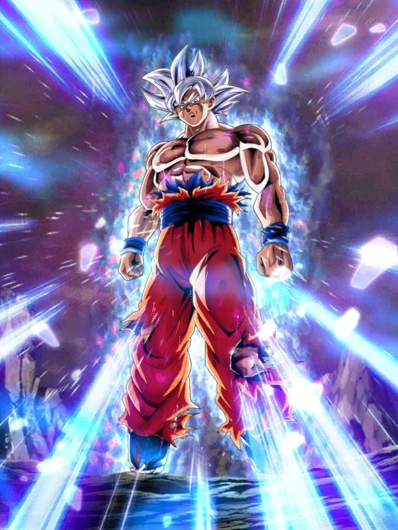 Lr Ultra Instinct Goku By Dokkandeity On Deviantart In 2021 Dragon Ball Super Artwork Dragon Ball Super Goku Anime Dragon Ball Super
