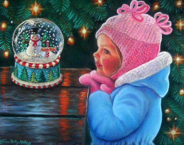 t-reilly-matthews-christmas-through-your-eyes.jpg (600×471)   นางฟ้า