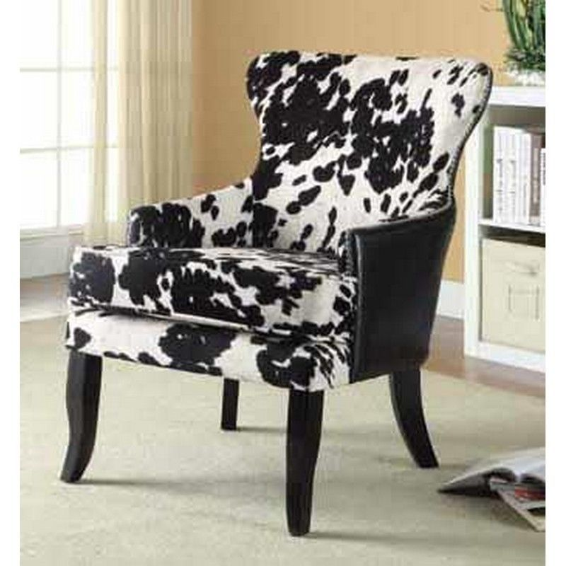 Aaccessoriesaccent chair accent chair blackwhite