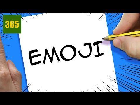 incroyable comment crer un dessin avec les lettres de emoji comment dessin comment dessiner emoji - Dessin Avec Emoji