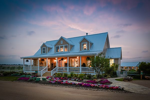 New Home In Texas Build On Your Land Texas Casual Cottages By Trendmaker Dream House Exterior Dream House Plans House With Land