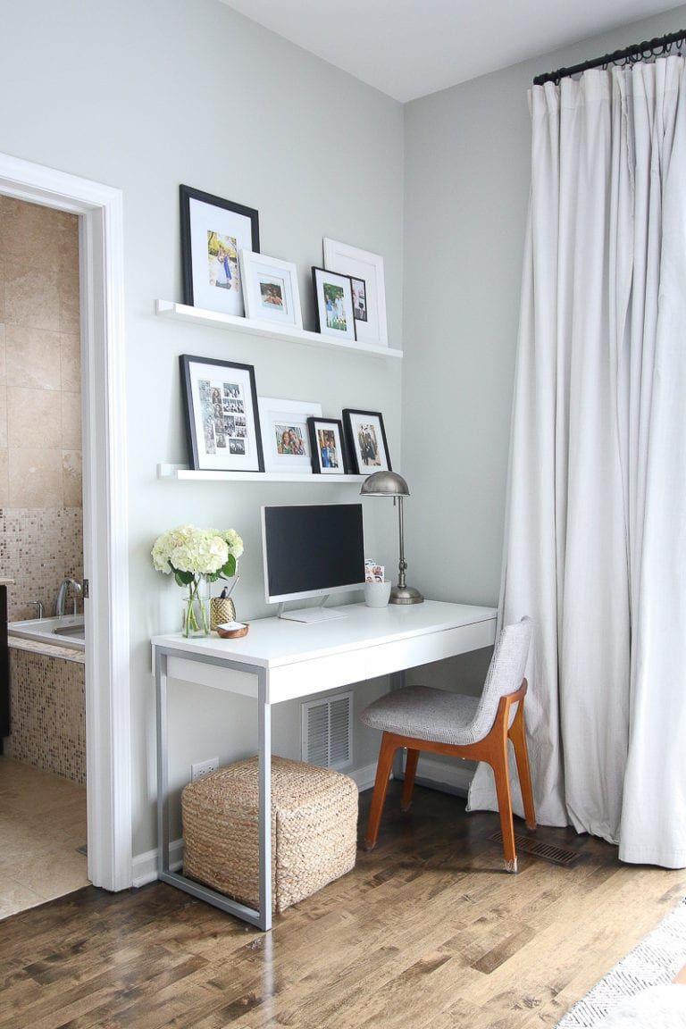 How To Organize Tools Wohnzimmer Schreibtisch Gestaltung Kleiner Raume Und Kleines Schlafzimmer