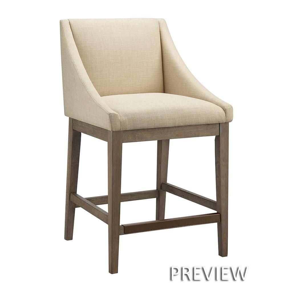 Simon Counter Stool Madison Park Counter Stools Upholstered Stool Furniture