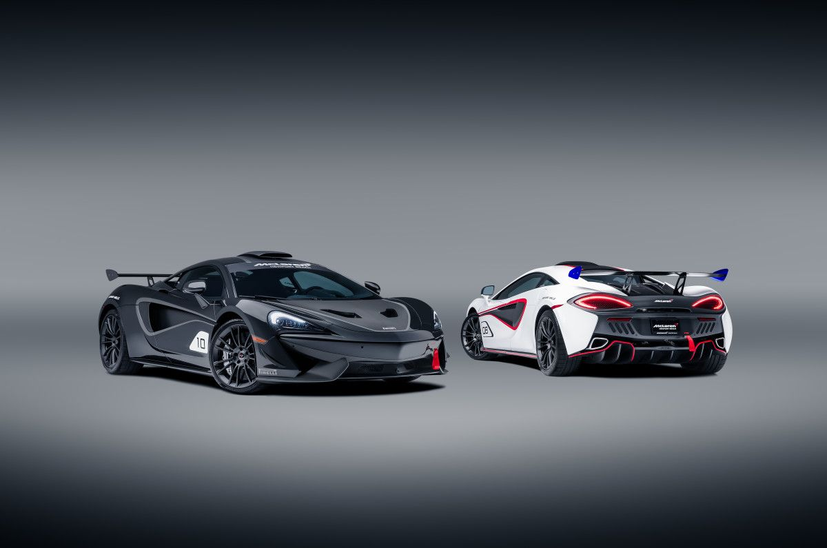 Endurance Car Insurance >> Mclaren Announces The Mso X A Special Edition Tribute To