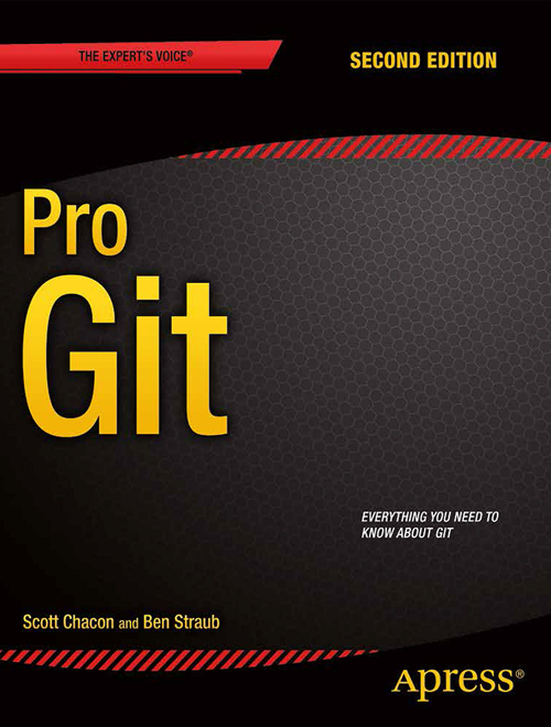 Excellent (and free!) easy to follow book on Git written by Scott
