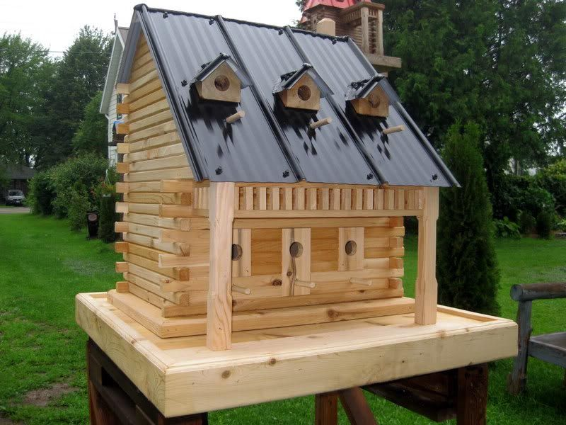 homemade bird houses designs | bird houses | pinterest | homemade