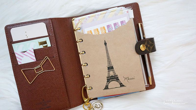 bab1925f674f Louis Vuitton Agenda PM  Collection
