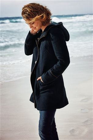 Buy Hooded Duffle Coat from the Next UK online shop | AW14 ...