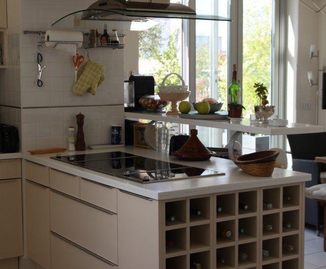 photo deco cuisine appartement terrasse style antique. Black Bedroom Furniture Sets. Home Design Ideas