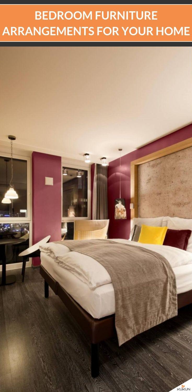 Bedroom Furniture Arrangement Tips for Your Home ...