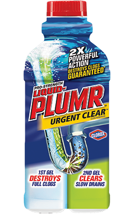 Liquid Plumr Full Clog Destroyer For Clogged Sinks Cleaning Tips