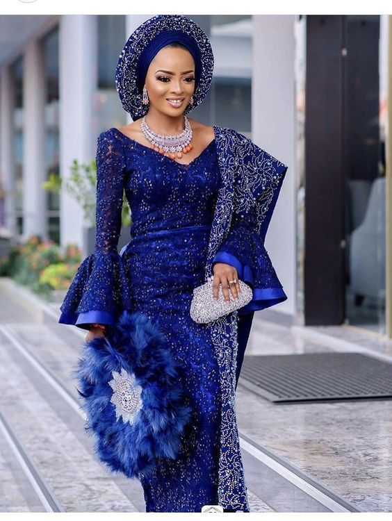 9ebbb635f03 2019 Gorgeous Asoebi Styles for Wedding. 2019 Gorgeous Asoebi Styles for  Wedding Traditional Wedding Attire