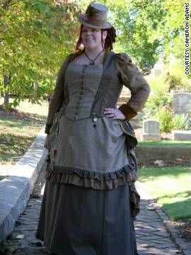 plus size steampunk | Plus size cosplay, Plus size steampunk ...