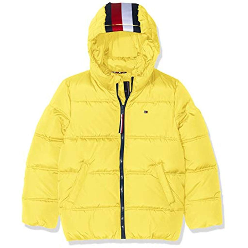 buona vendita offrire grande varietà Tommy Hilfiger Jungen Essential Padded Jacket Jacke #Bekleidung ...