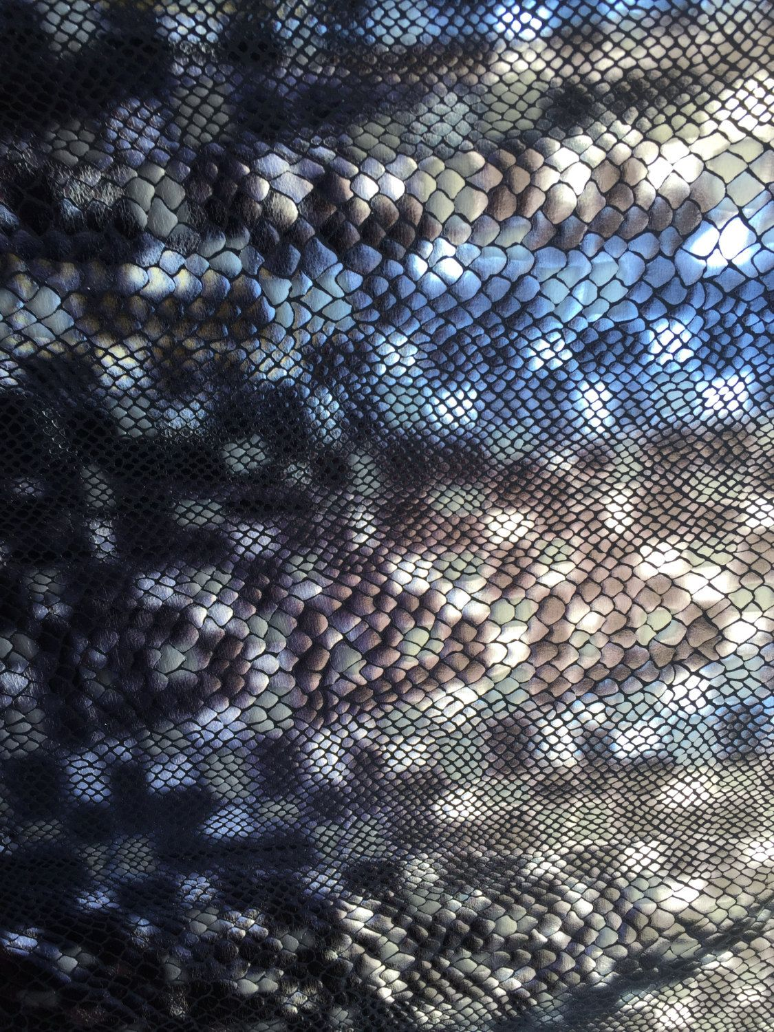 e101d52f4e1 Snake print brown grey black colors on poly spandex 4 way stretch fabric by  la20fabrics on Etsy