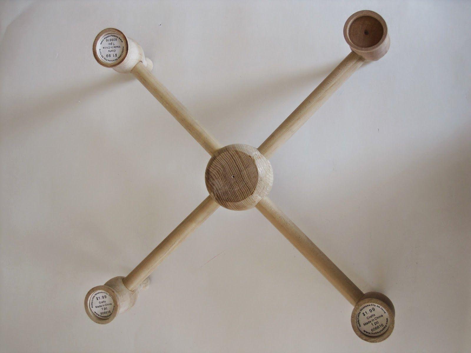 Simple Details: DIY Four Arm Candelabra
