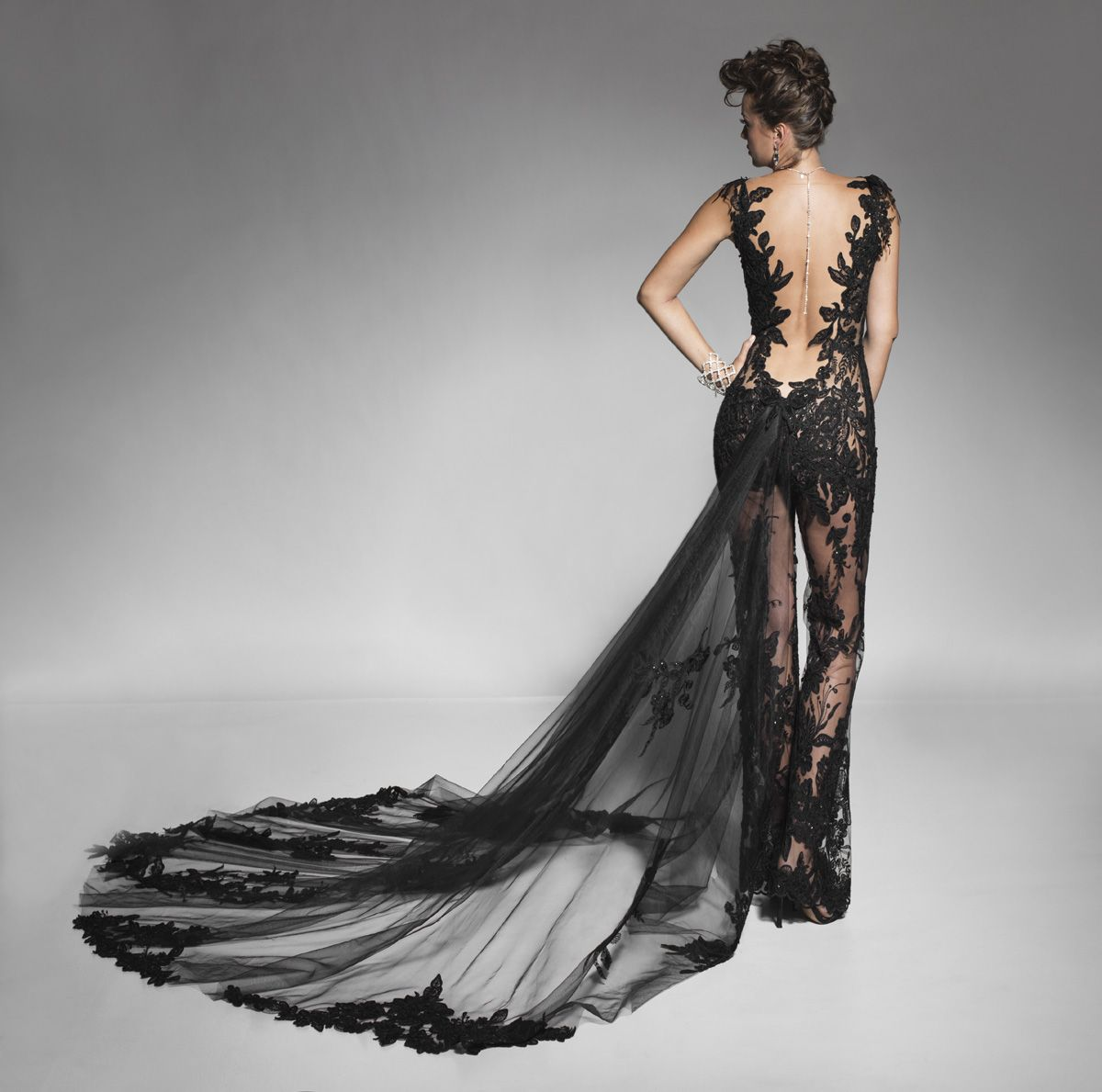 Evening Dress by Rachel Perez Haute Couture Montreal. www ...