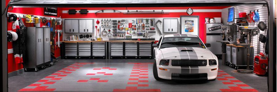 awesome garage design ideas gallery photos decorating interior - Garage Designs Interior Ideas