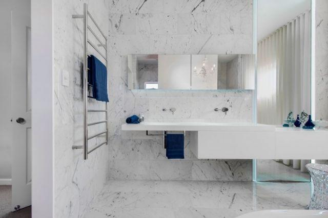 Modernes baddesign  Modernes Bad-Design – Ideen für die perfekte luxuriöse Einrichtung ...