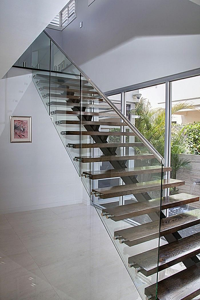 Free Standing Staircase JAMAR   GUSH R GLE V1   Stairs ...