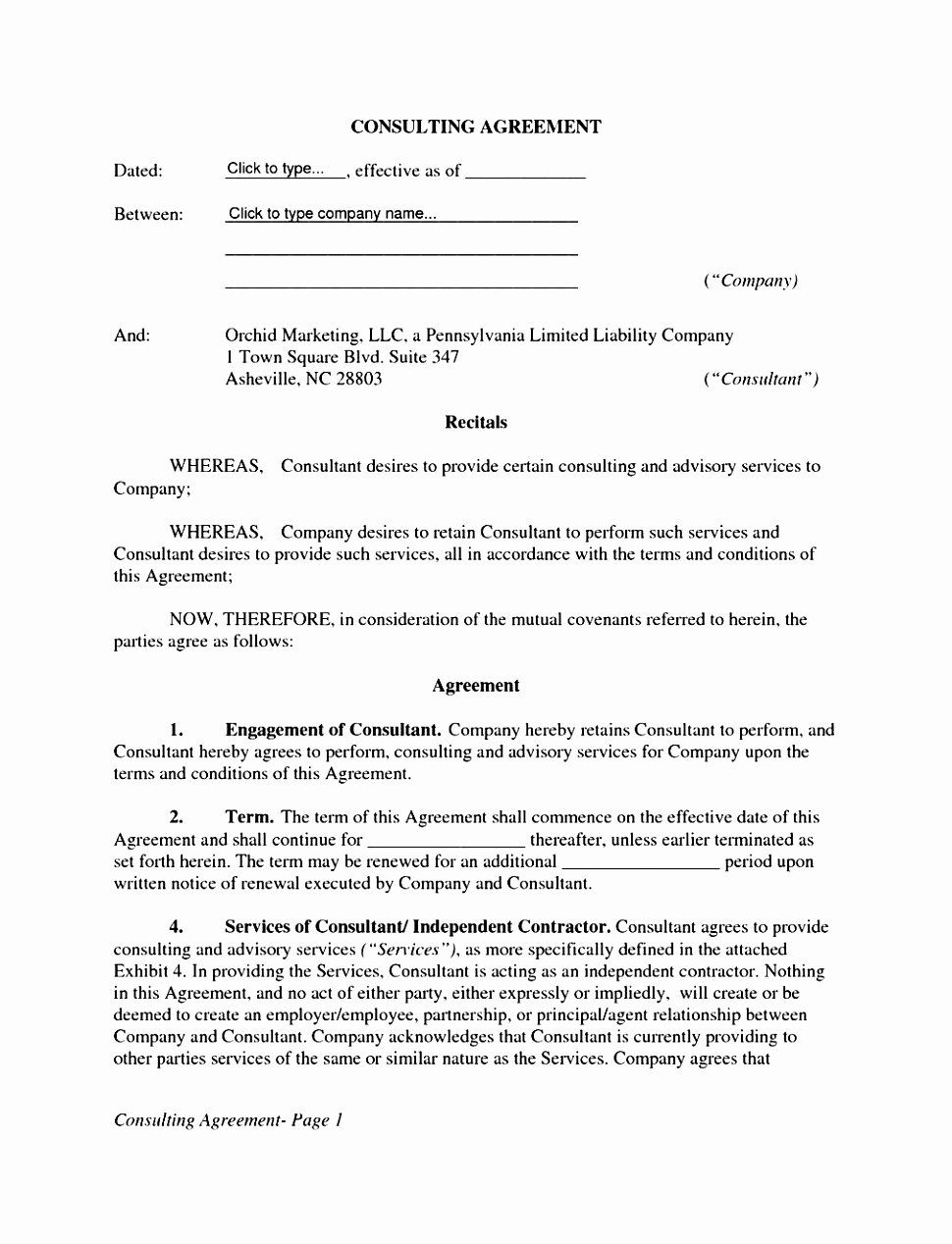 Service Contract Template Doc Lovely 6 Simple Contract For Services Template Attiu Contract Template Web Design Contract Simple Web Design