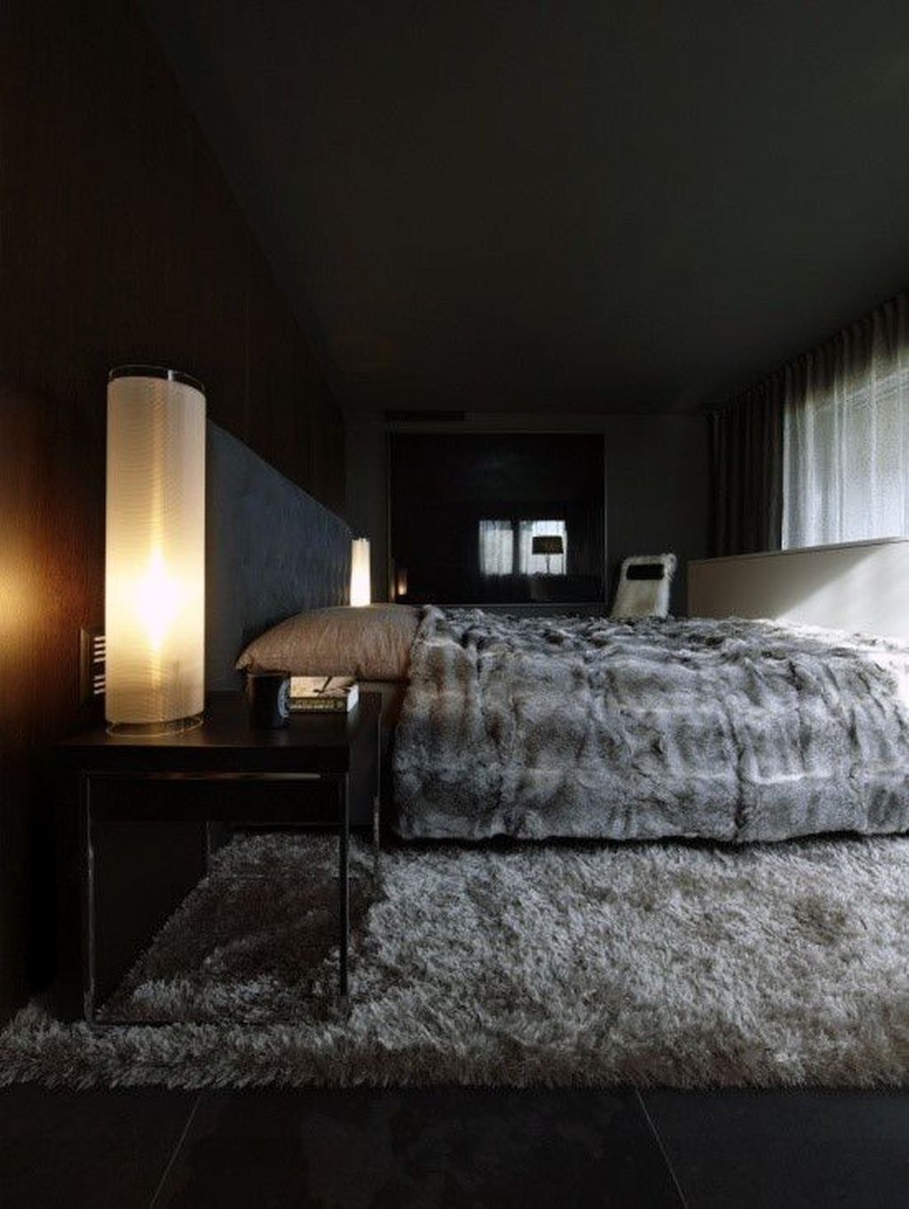 Creative Horror Décor Ideas For Mens Bedroom 22 ...